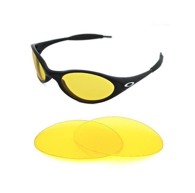 c080568f31 NEW POLARIZED REPLACEMENT NIGHT VISION LENS FOR OAKLEY EYE JACKET SUNGLASSES