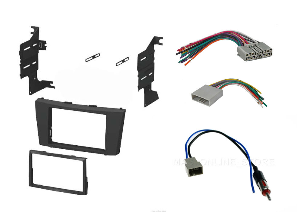 2007 honda cr v wiring harness 2000 honda cr v wiring harness double din car stereo dash kit harness & antenna for 2007 ...