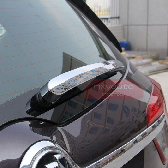 New Chrome Rear Door Window Wiper For Buick Envision 2016