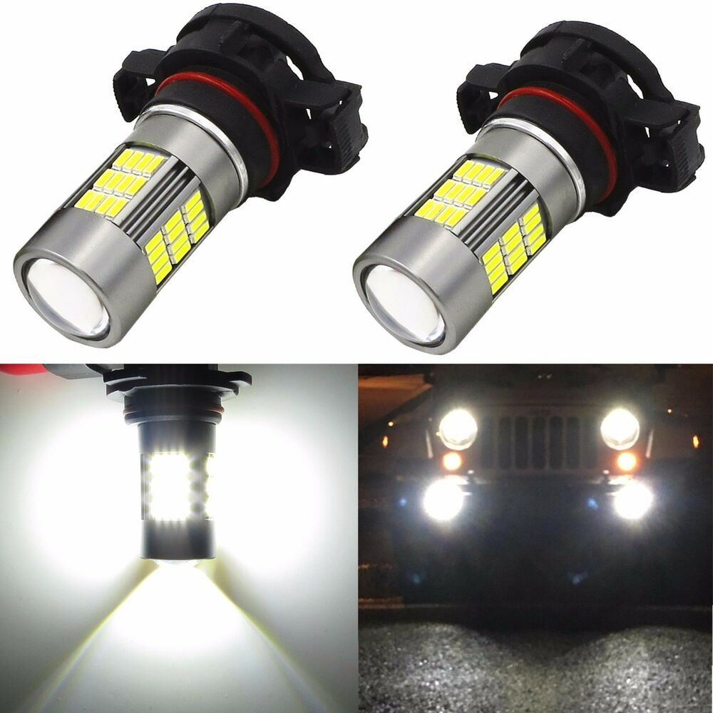 Alla Lighting 2x4014 54 Smd 2504 Psx24w Xtremely Super