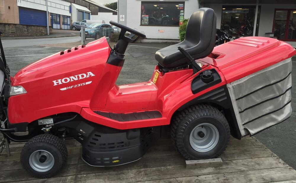Honda Garden Tractors : Honda hf sb ride on mower lawn tractor grass cutter