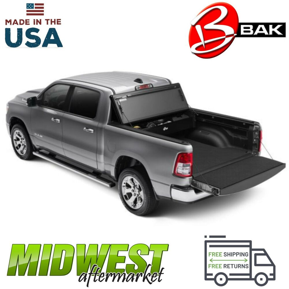 BAK BOX 2 Tool Box Fits 2009 2017 Dodge Ram 1500
