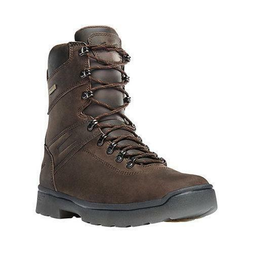 New In Box Mens Danner Ironsoft 8 Quot Brown Nmt 14737 Boots