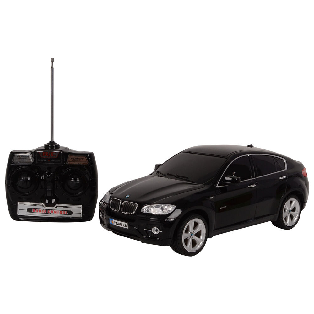 1 14 bmw x6 licensed electric radio remote control rc car. Black Bedroom Furniture Sets. Home Design Ideas