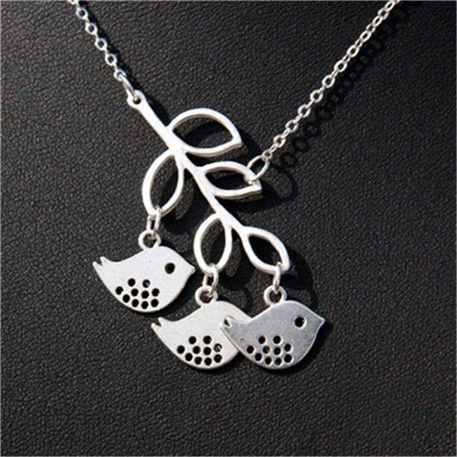 DIY Fashion jewelry charm pendant necklace clavicle new ...