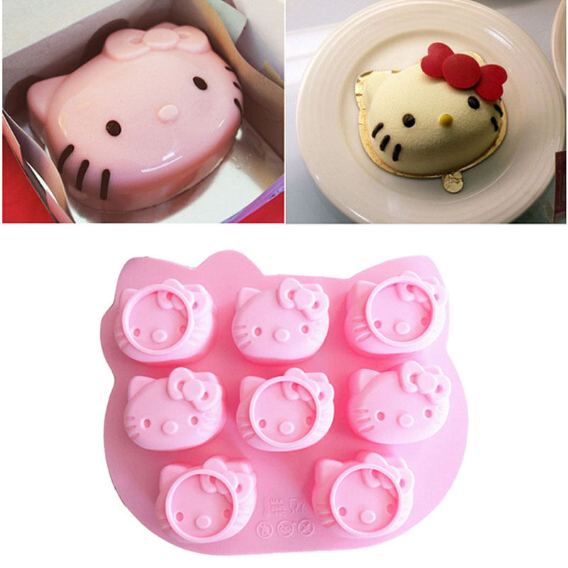 Hello Kitty Cake Mold Ebay