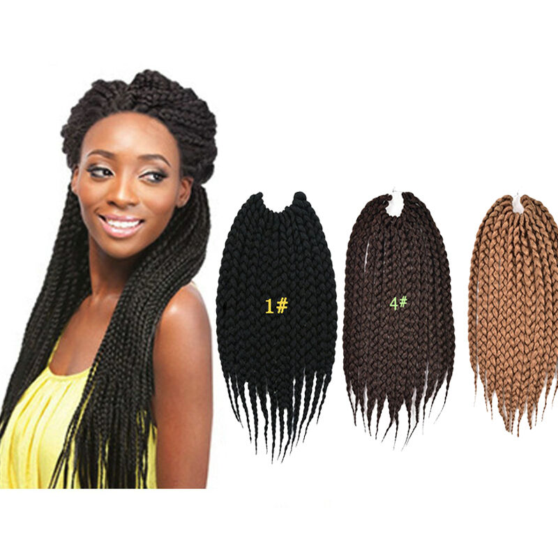3 bundle 14 39 39 havana mambo twist crochet braid hair afro xpression braiding hair ebay - Crochet braids avec xpression ...