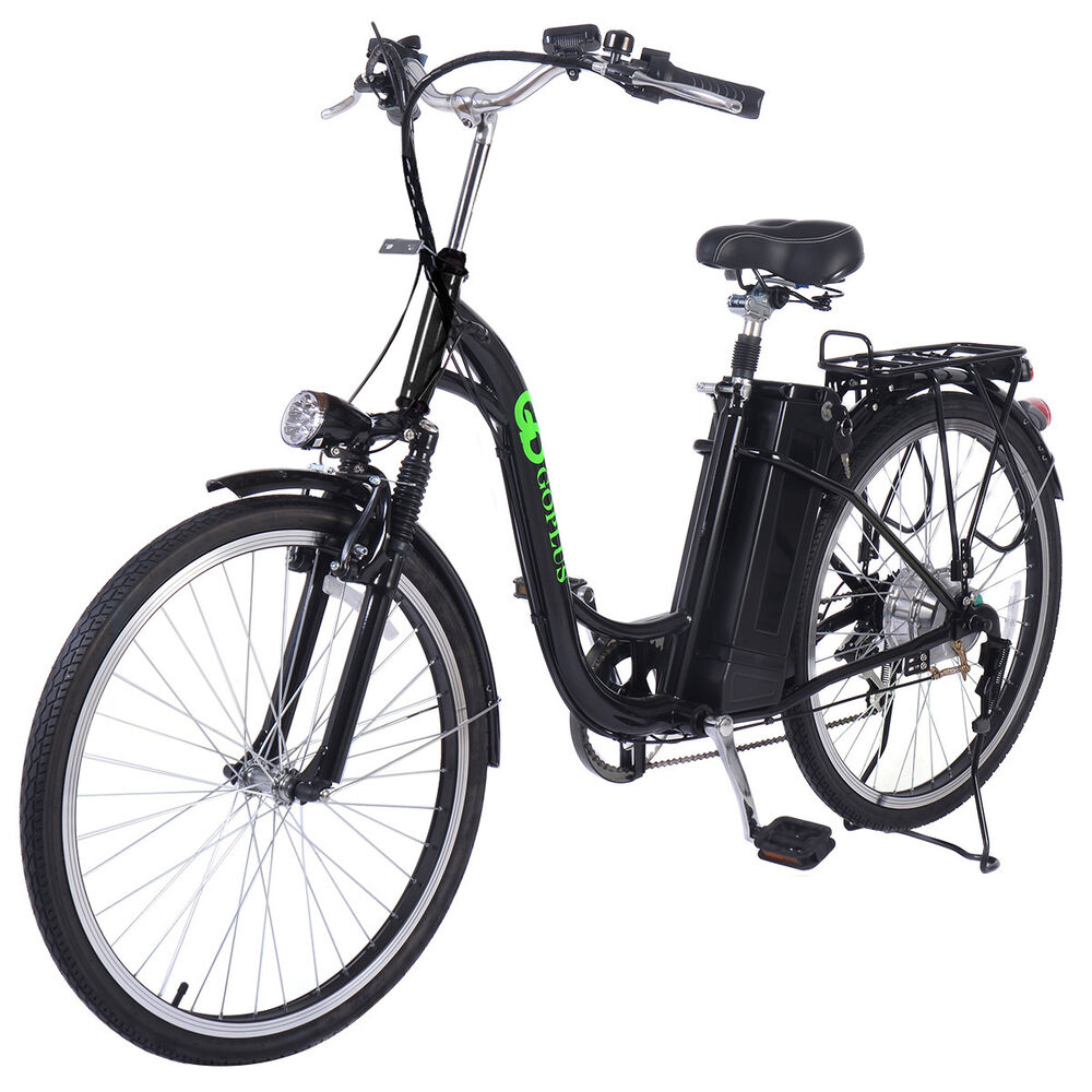 26 250w electric bicycle ebike mountain speed change. Black Bedroom Furniture Sets. Home Design Ideas