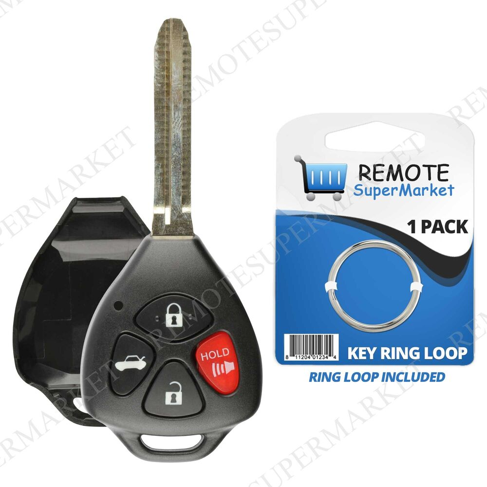 182255339312 on toyota keyless entry remote replacement