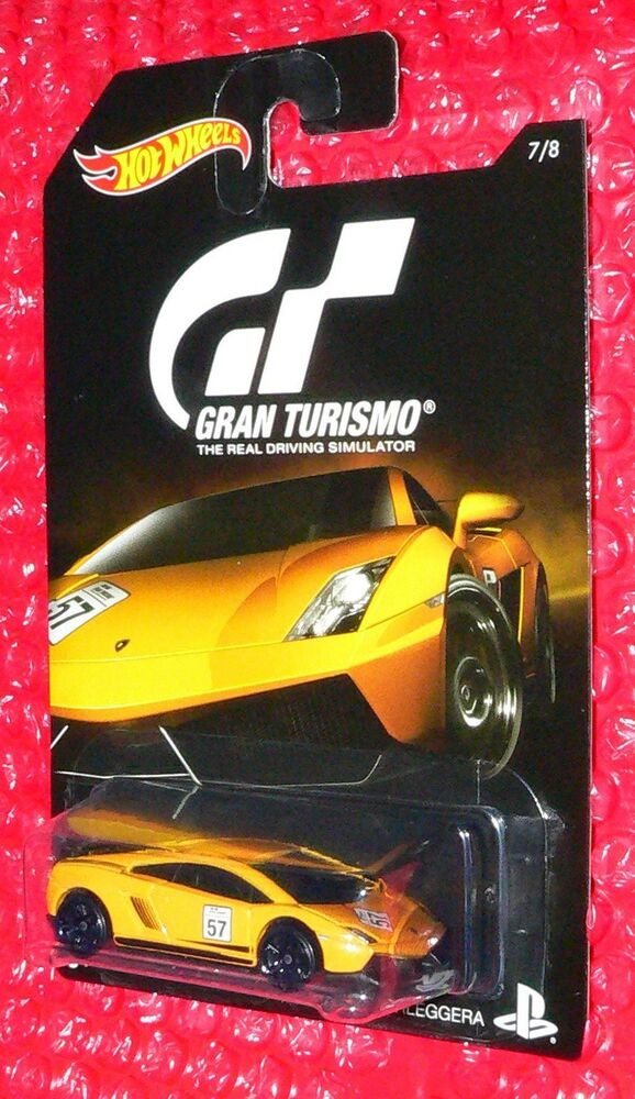 hot wheels gran turismo lamborghini gallardo lp 570 4 superleggera 7 djl19 0910 ebay. Black Bedroom Furniture Sets. Home Design Ideas