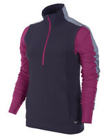 New Nike Warm Convertible Women's Golf Top Small  541963-520