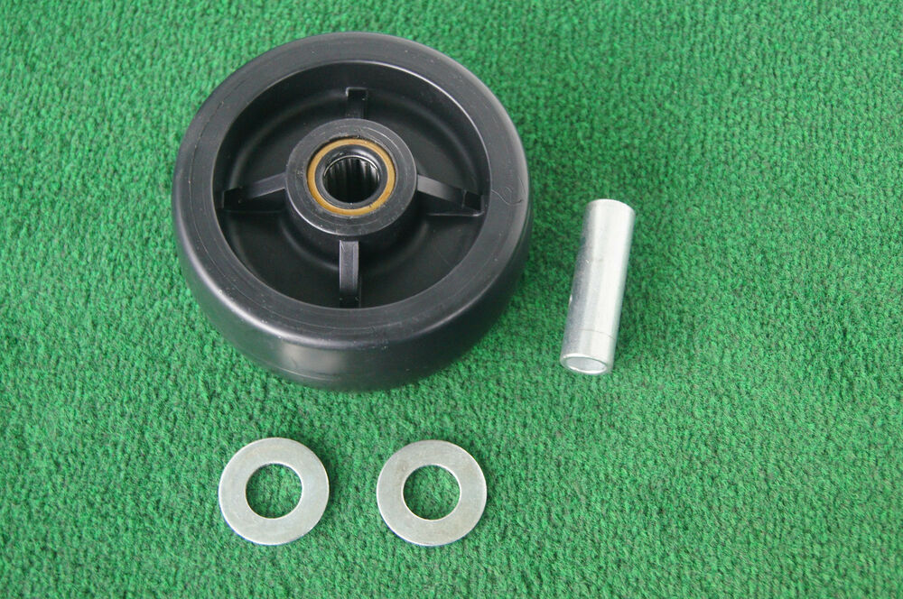 Lawn Tractor Front Wheel Hub : Replacement for john deere am front cut mower deck