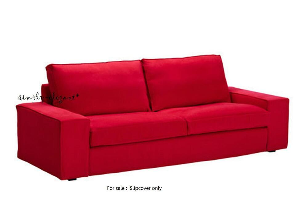 Ikea Slipcover For Ikea Kivik Sofa 3 Seater Sofa Couch