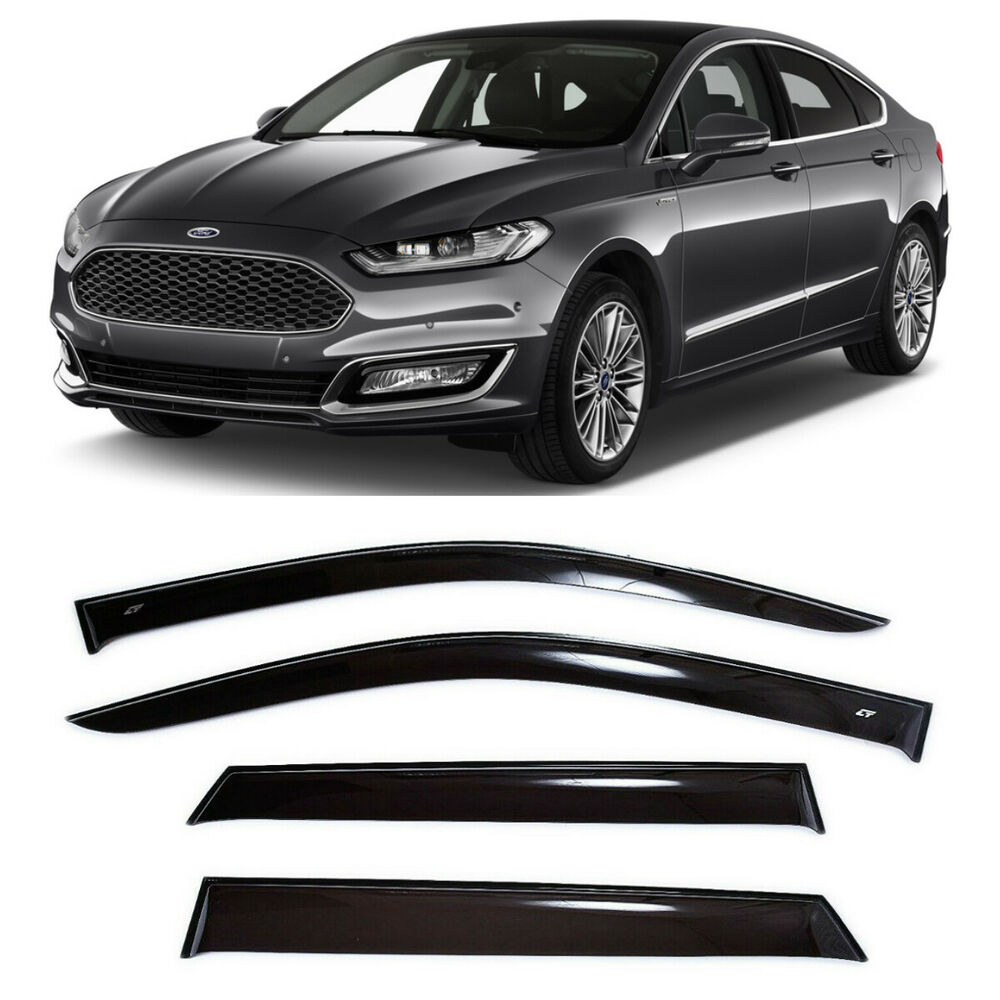 2013 Ford Fusion Exterior: For Ford Mondeo/Fusion 2013-2017 Window Visors Sun Rain
