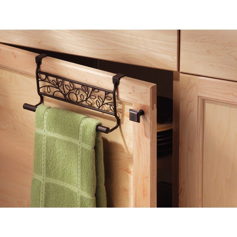 Kitchen Hanging Cabinet: Cabinet Hook Over Door Rack Kitchen Drawer Towel Bar