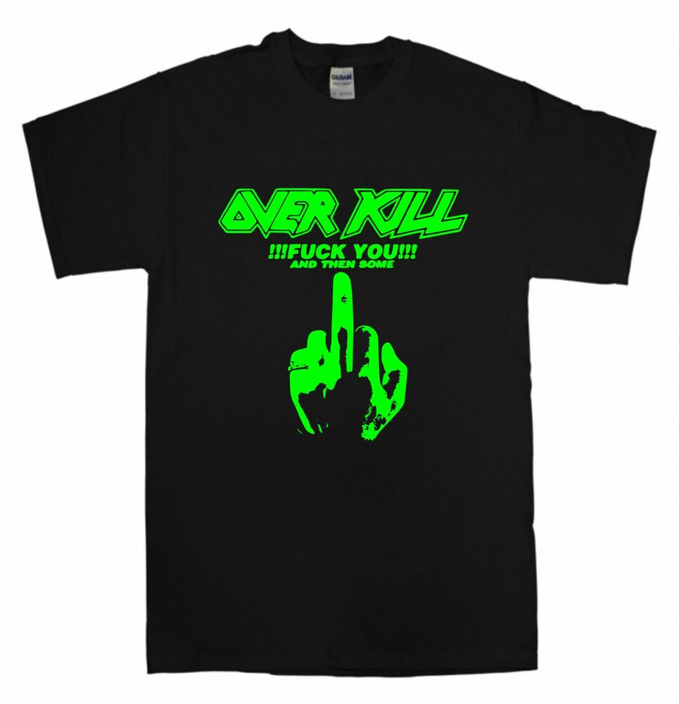 Overkill Clothing Uk