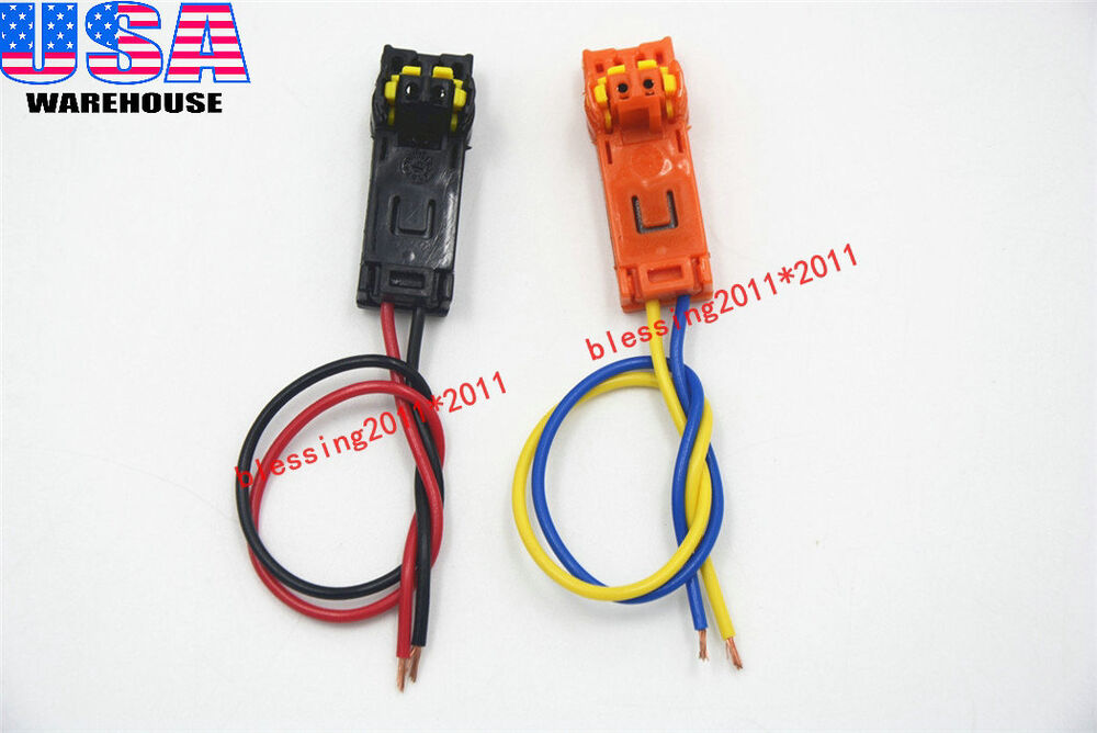 2008 dodge avenger radio wiring diagram 2x airbag connectors plug clock spring wires for toyota  2x airbag connectors plug clock spring wires for toyota