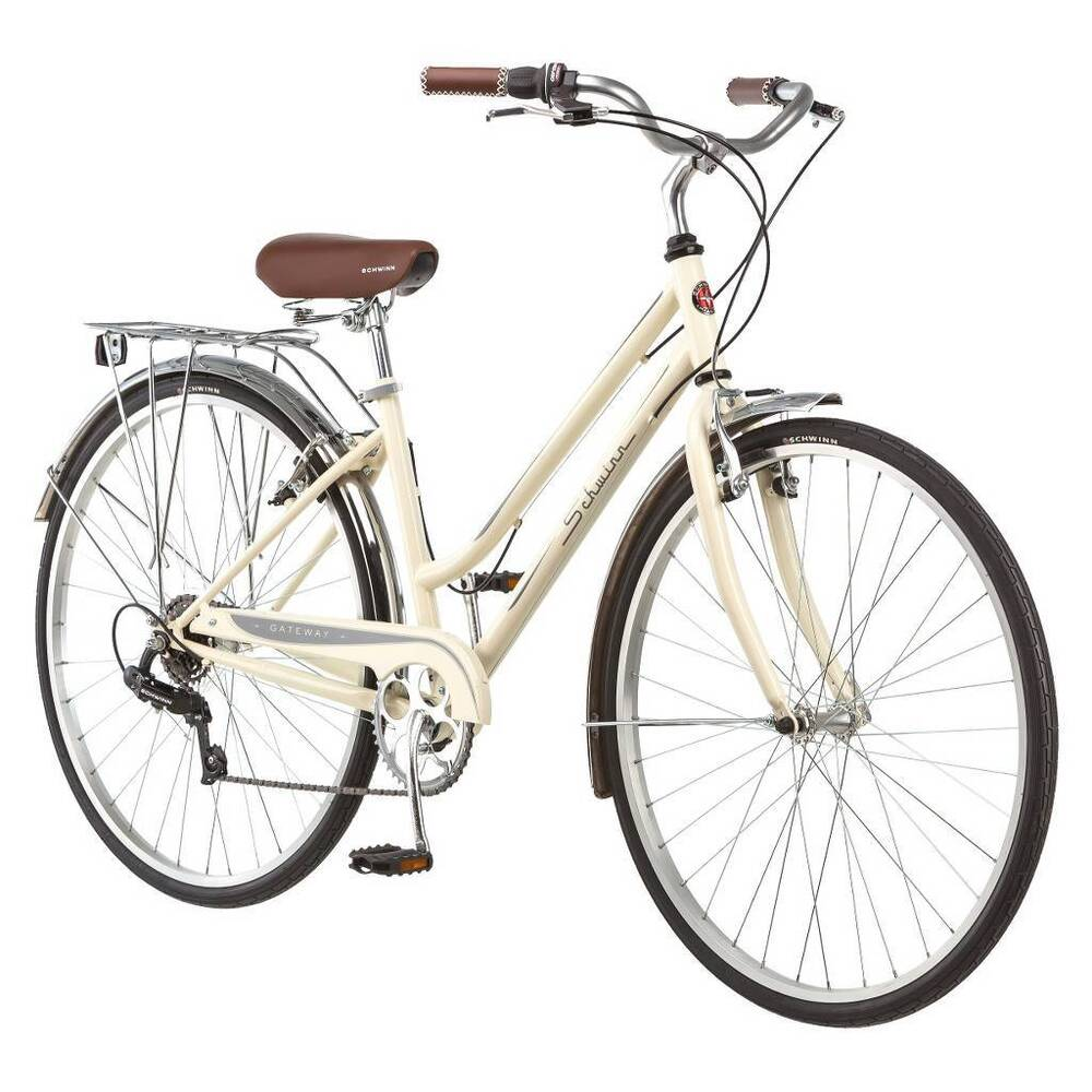 28 Quot 700c Schwinn Bike Women S Gateway Hybrid Bike