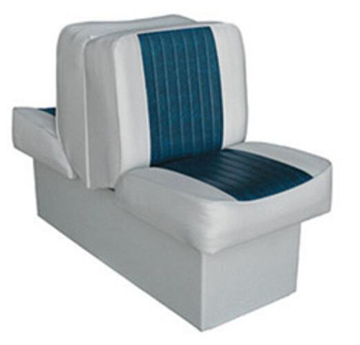 Lounge Seat Chair For Boat Lift Cushion Storage Under