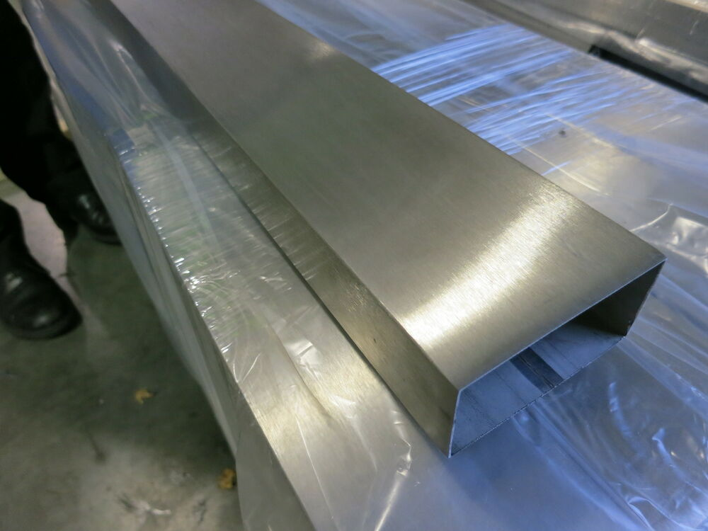 Stainless steel hollow section square and rectangular
