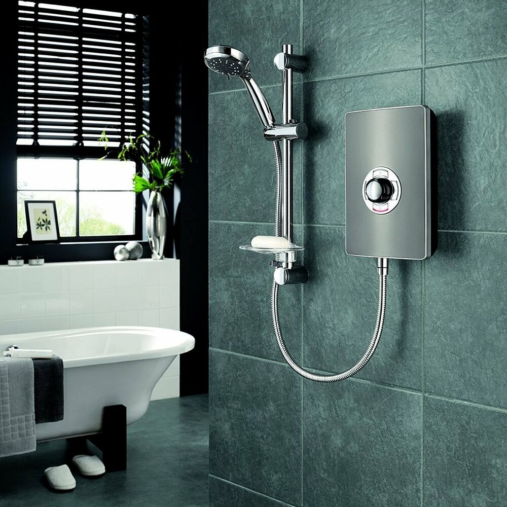 electric shower triton system control water pressure power. Black Bedroom Furniture Sets. Home Design Ideas