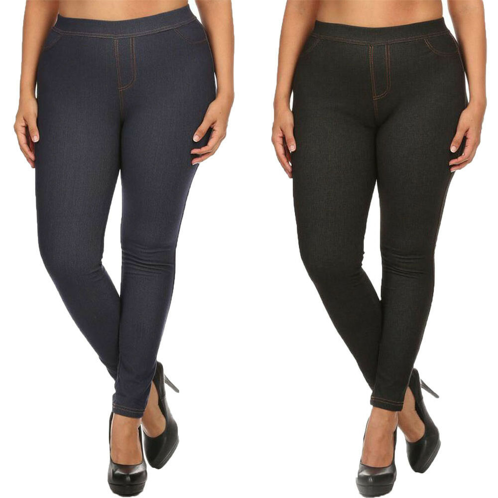 Womens Lined Jeans