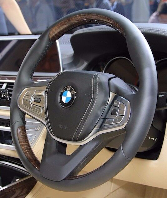 Bmw G11 G12 7 Series 2016 Fineline Wood Amp Leather
