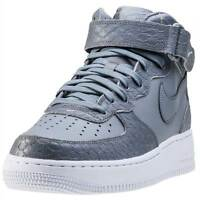 Nike Air Force 1 Mid 07 Lv8 Mens Trainers Grey New Shoes