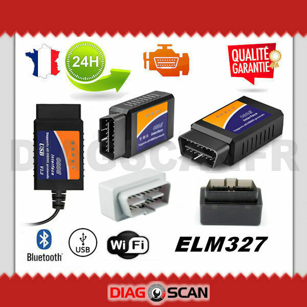 interface diagnostic multimarque elm327 usb bluetooth wifi pro elm 327 obdii hq ebay. Black Bedroom Furniture Sets. Home Design Ideas