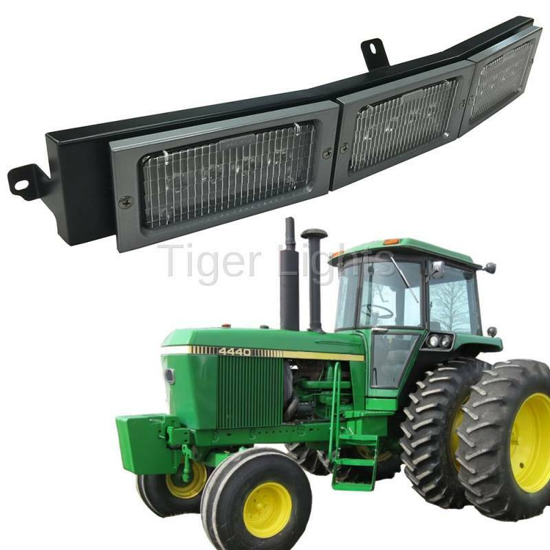 Tractor Seat Light : Led hood conversion kit john deere
