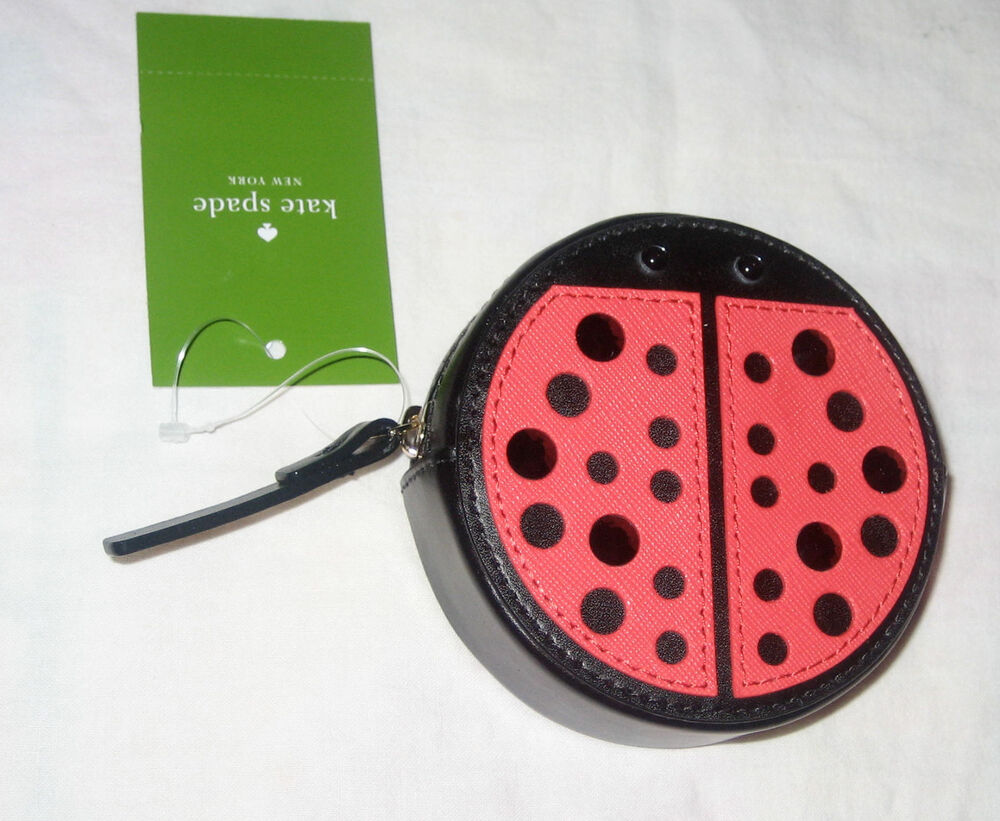ff77249afe8b Kate Spade Ladybug Wallet | Stanford Center for Opportunity Policy ...