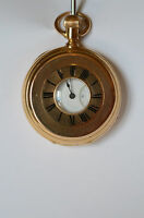 Lange & Sohne 18K Demi Hunter Case Pocket Watch