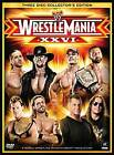 WWE - Wrestlemania XXI (DVD, 2010, 3-Disc Set, Collectors Edition)