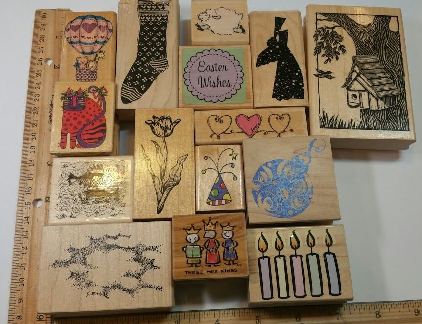 Customize a wood stamp in 50+ sizes with the rubber stamp experts! Choose from small, large, round, square stamps and more. Personalize wood block rubber stamps and preview immediately online, customize text, select fonts, upload graphics and logos free! Quick turnaround, free ship, no minimums.