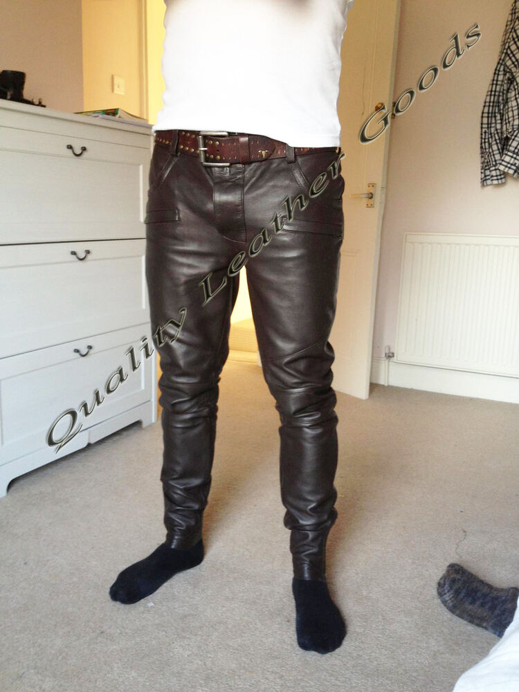 Find great deals on eBay for mens real leather pants. Shop with confidence.