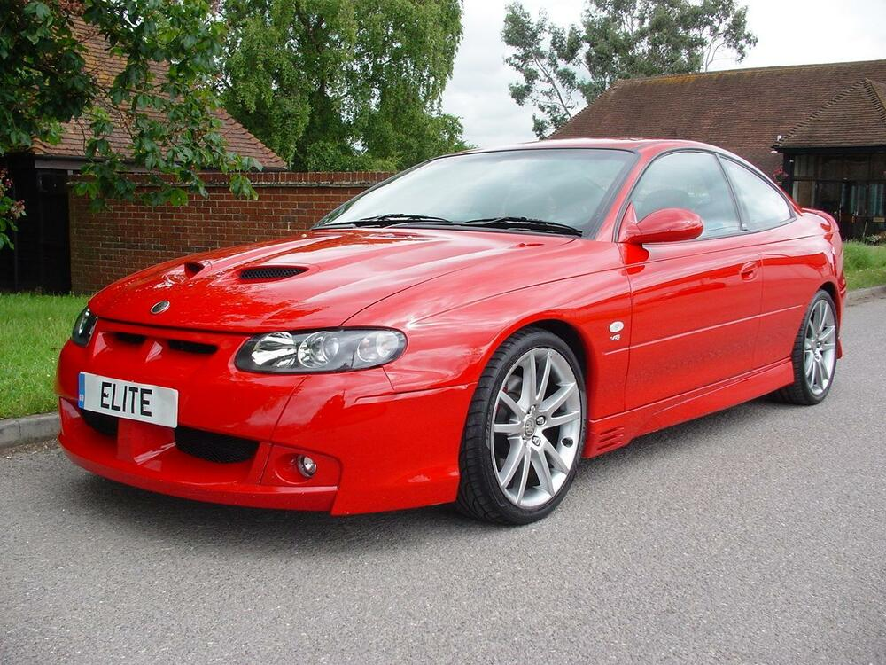 2006 Vauxhall Monaro 6.0i V8 LS2 VXR - Choice from UKs No ...