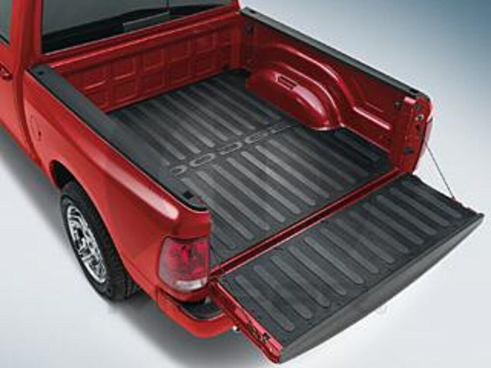 2009 2017 Ram 1500 5 7 Rubber Bed Mat Tailgate Cover