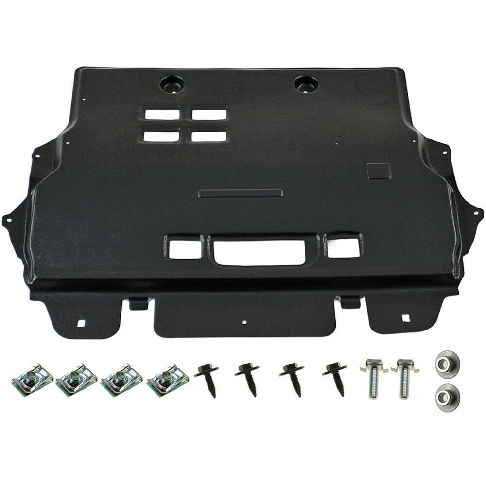 Peugeot 308 5008 3008 Under Engine Cover UNDERTRAY + Clips