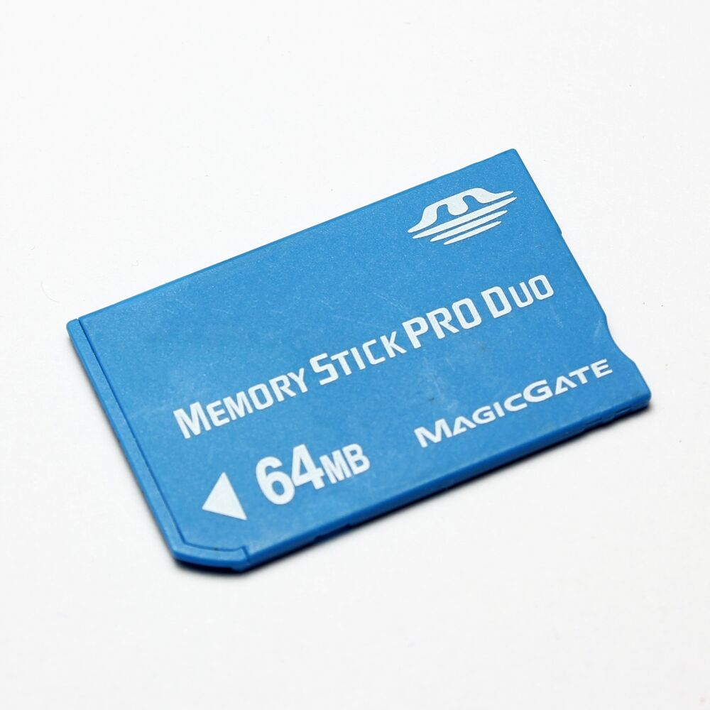 64mb memory stick pro duo ms card ms 64mb memory card. Black Bedroom Furniture Sets. Home Design Ideas
