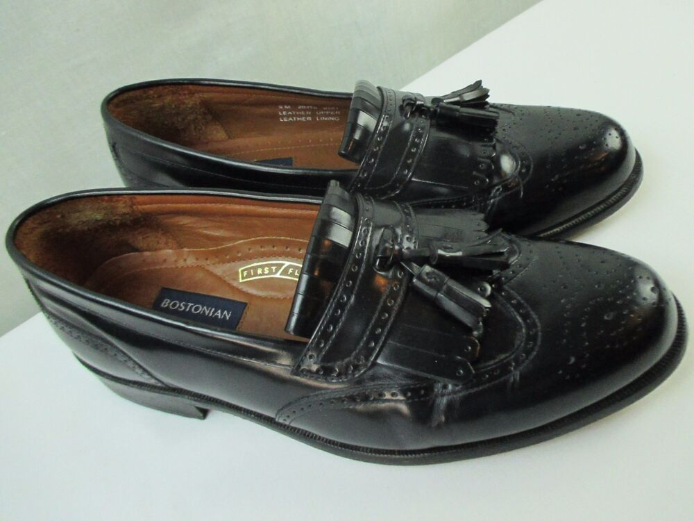 Bostonian Mens Wingtip Shoes