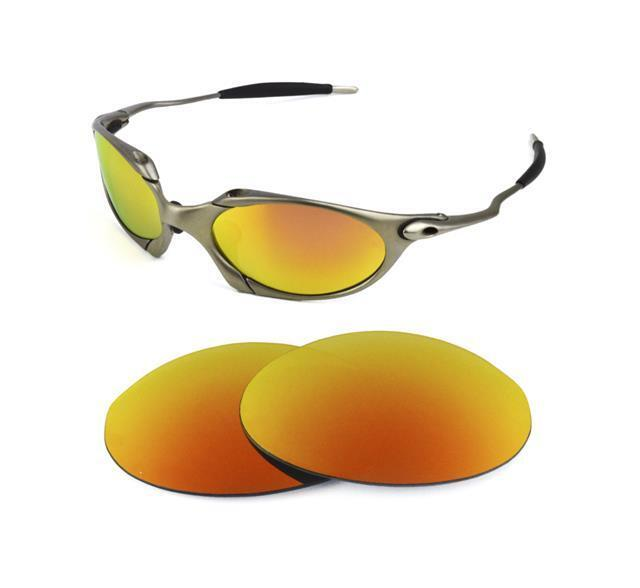fa9a43e00a0 Details about NEW POLARIZED REPLACEMENT FIRE RED LENS FOR OAKLEY ROMEO 1.0  SUNGLASSES