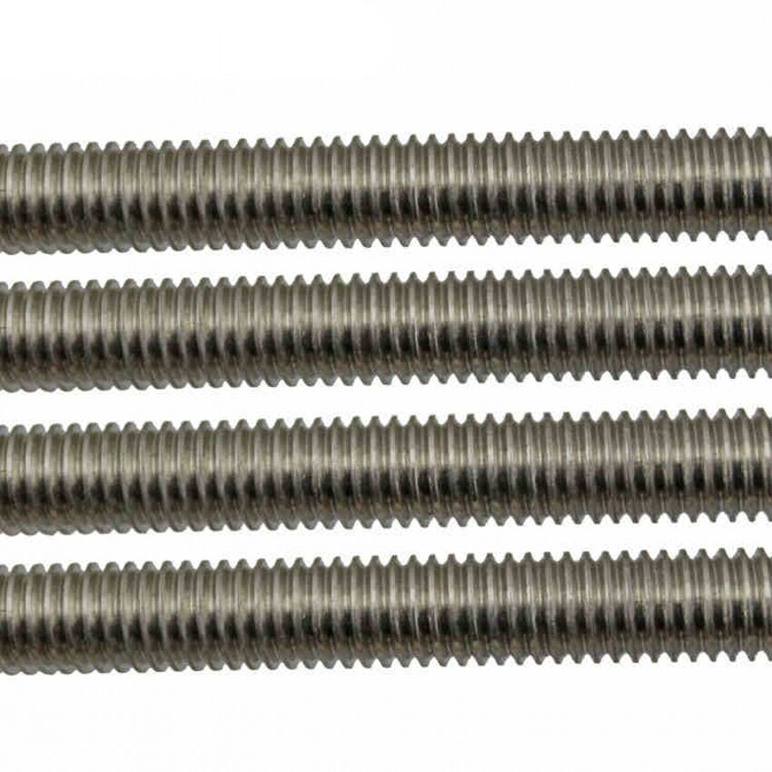 M mm all thread threaded rod bar studs stainless