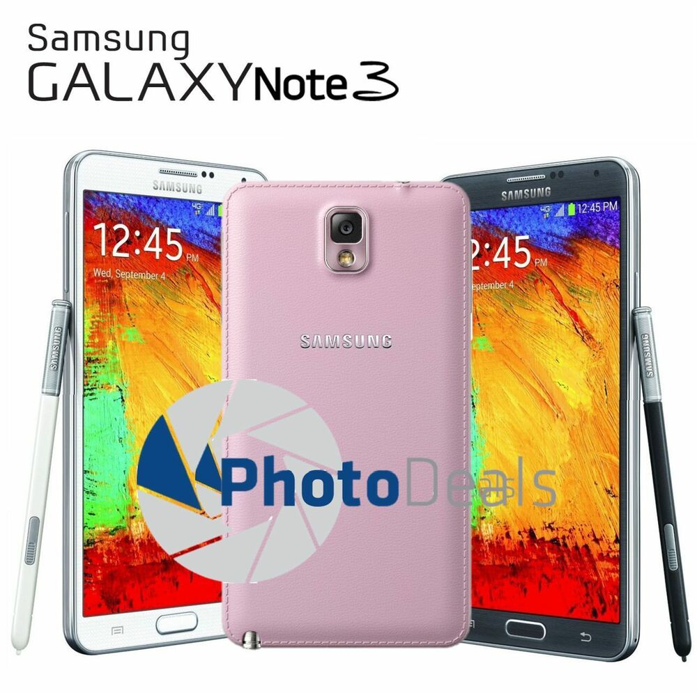 "Samsung Galaxy Note 3 32GB 5.7"" 4G LTE Unlocked N900A ..."
