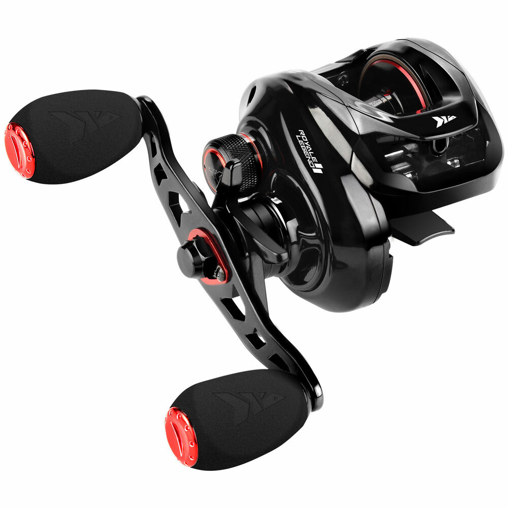 Kastking royale legend series high speed low profile reel for Baitcasting fishing reel