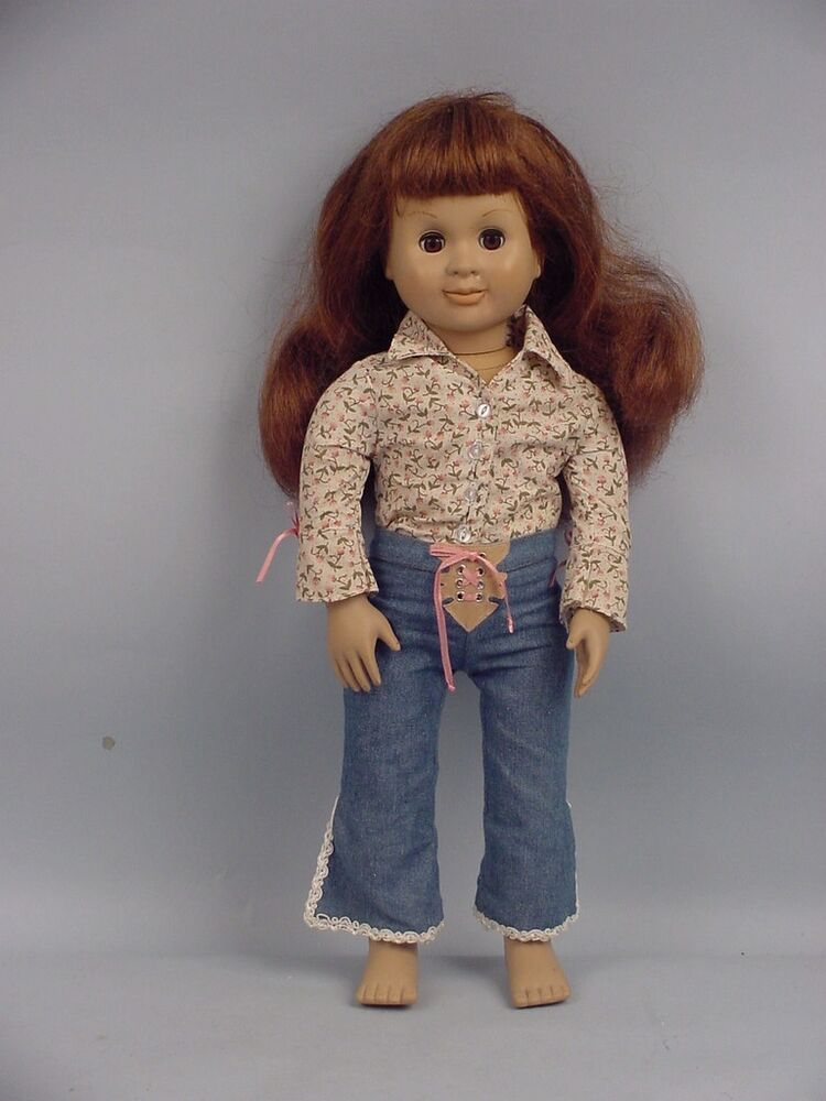18 Quot Our Generation Girl Doll By Battat Ebay
