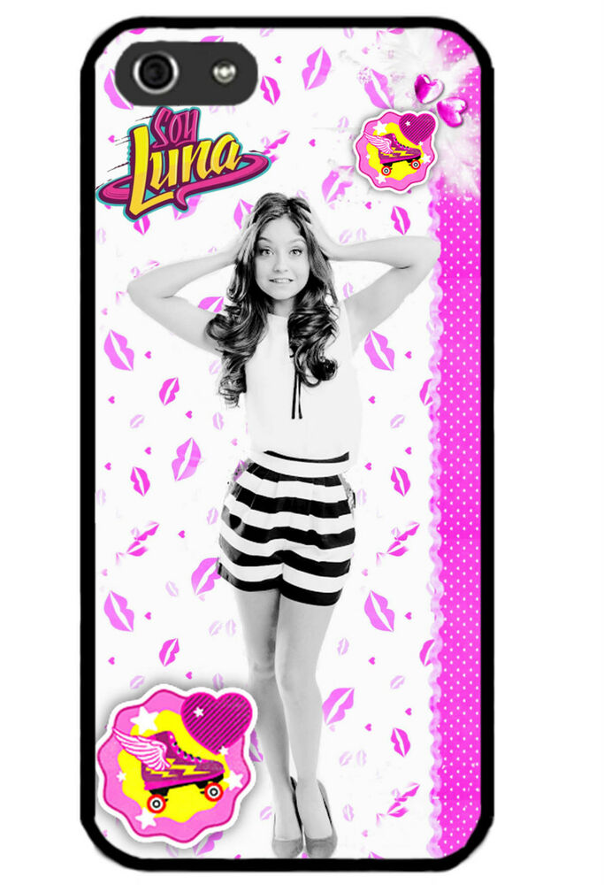 soy luna disney h lle iphone 4 5 6 7 plus samsung s3 4 5 6 7 sony htc hard case ebay. Black Bedroom Furniture Sets. Home Design Ideas