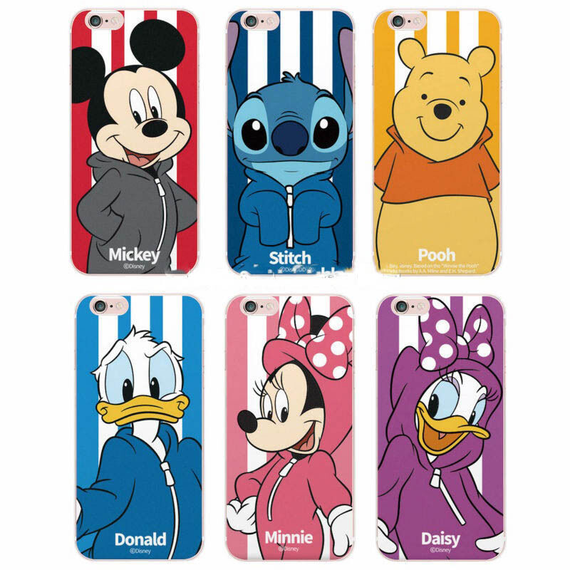 Fundas personajes disney para iphone 6 7 samsung galaxy daisy minnie stitch ebay - Fotos de fundas nordicas ...