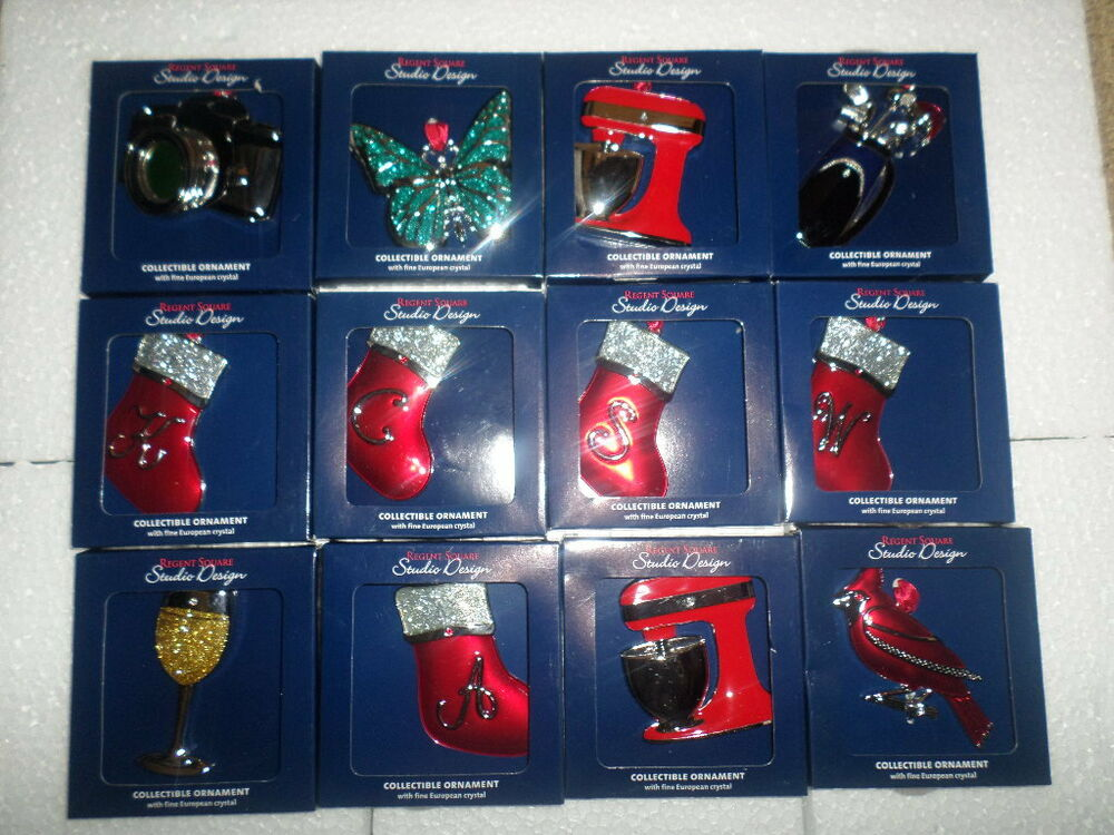 Christmas Collectible Ornaments