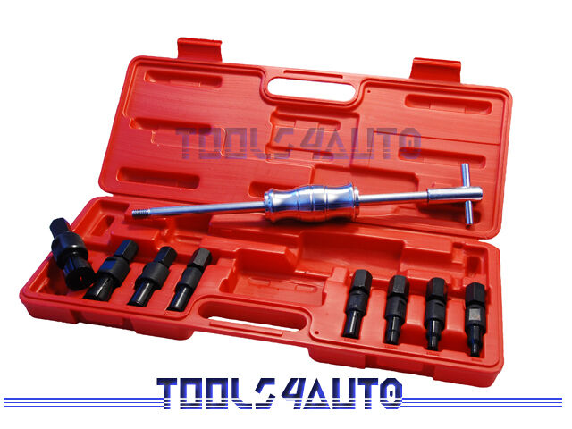 Bearing Puller Kit Advance Auto : Pcs blind hole bearing bushing collet slide hammer