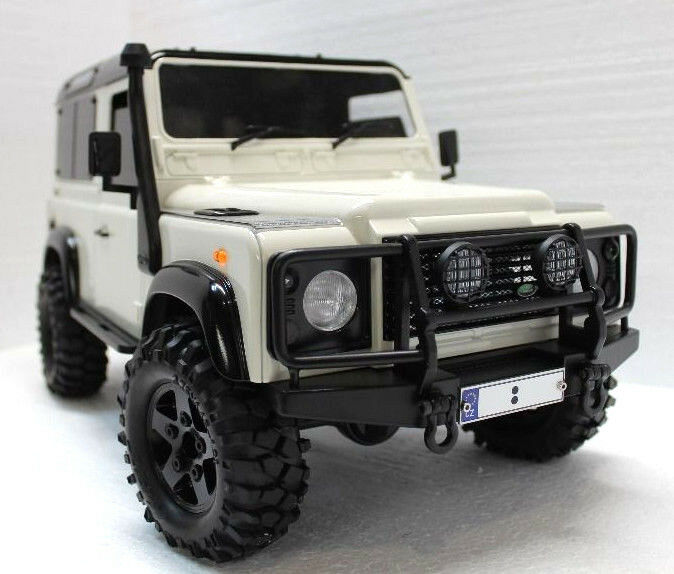 RC Land Rover Defender D90 Exclusive Scale Offroad 1/10